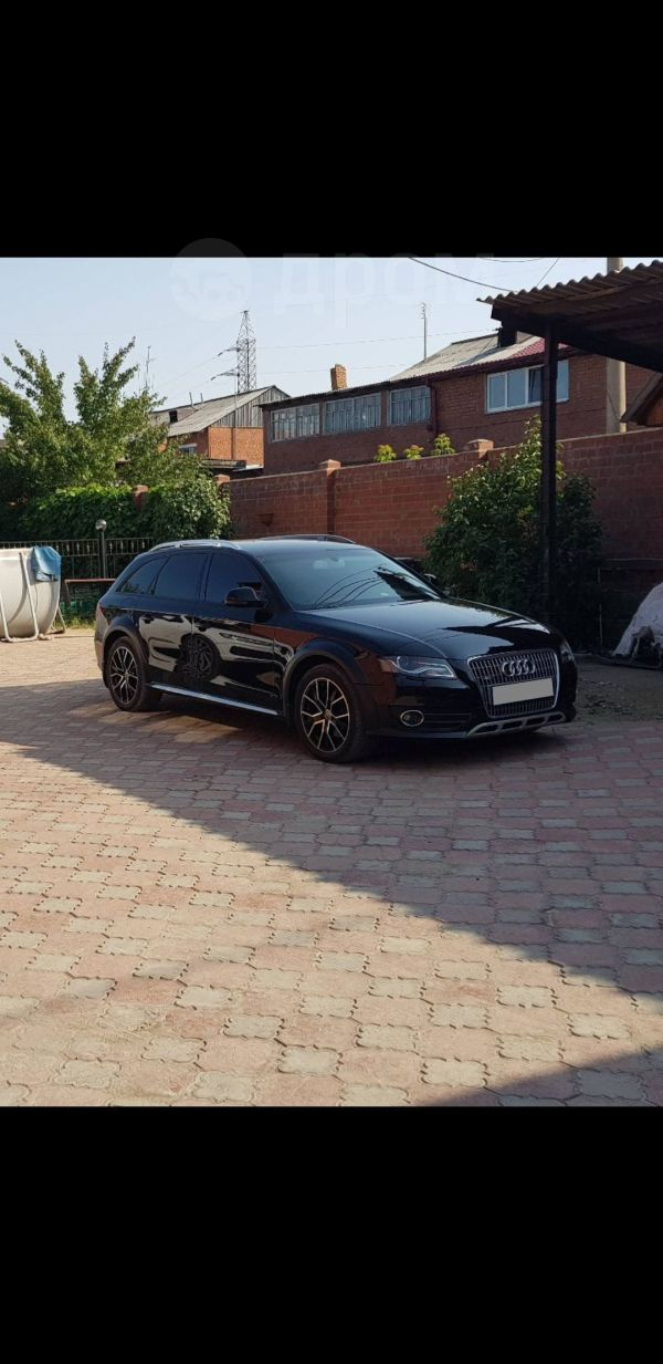 Audi A4 allroad quattro, 2009 год, 750 000 руб.