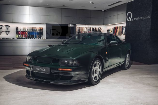 Aston Martin Vantage, 1999 год, 56 000 000 руб.