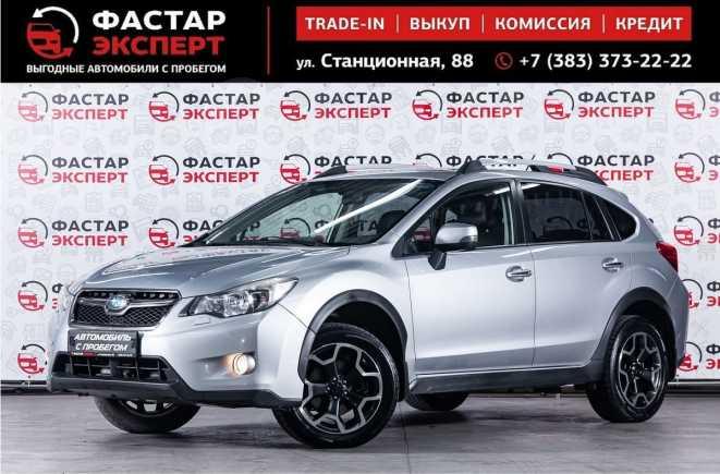 Subaru XV, 2013 год, 819 000 руб.