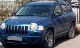 Jeep Compass, 2007 г., Новосибирск