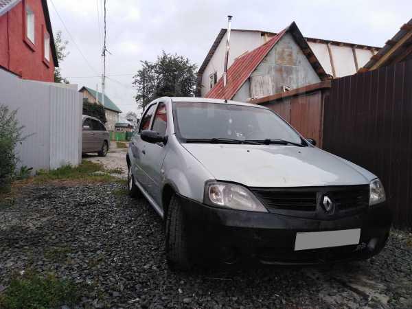Renault Logan, 2008 год, 130 000 руб.