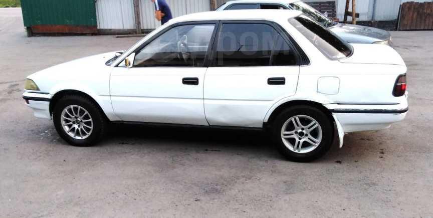 Toyota Corolla, 1988 год, 67 000 руб.
