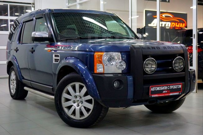 Land Rover Discovery, 2006 год, 697 000 руб.