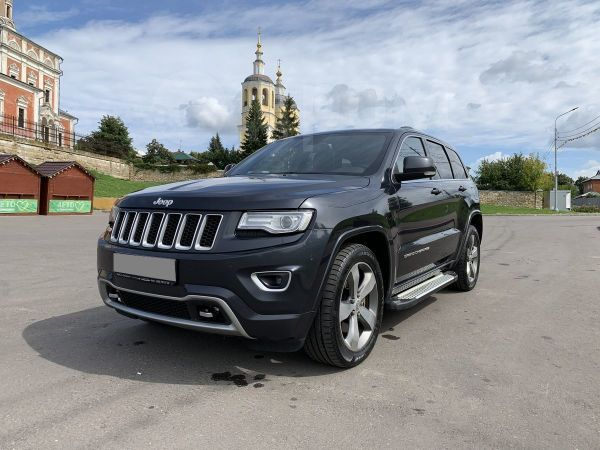 Jeep Grand Cherokee, 2013 год, 1 890 000 руб.