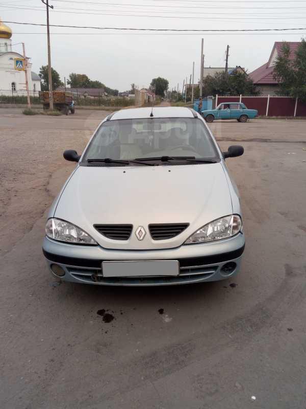 Renault Megane, 2003 год, 160 000 руб.