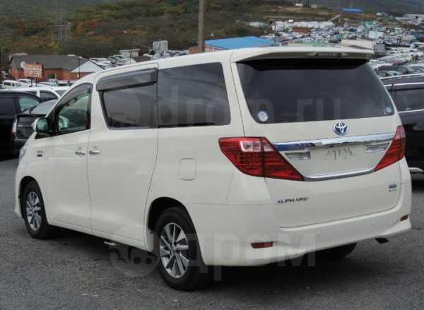 Toyota Alphard, 2014 год, 2 100 000 руб.
