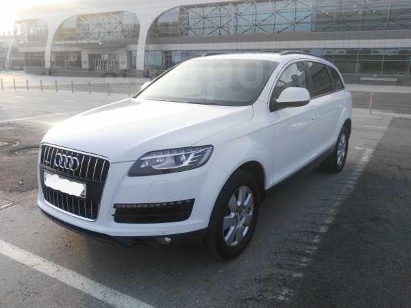 Audi Q7, 2013 год, 1 420 000 руб.