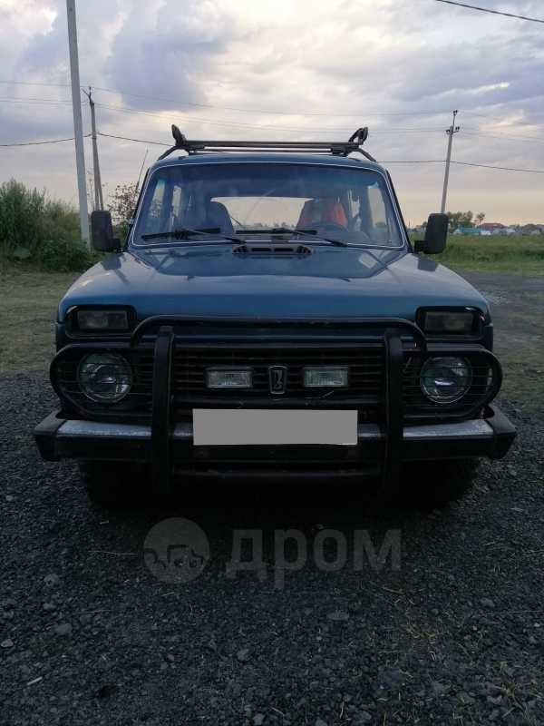 Лада 4x4 2131 Нива, 1996 год, 120 000 руб.