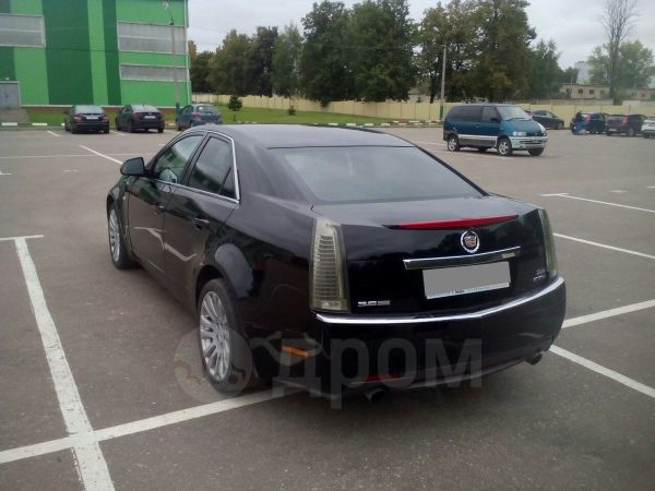 Cadillac CTS, 2008 год, 540 000 руб.