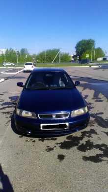 Honda Domani, 2000 г., Омск
