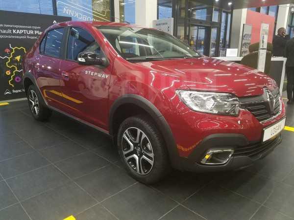 Renault Logan Stepway, 2019 год, 900 970 руб.