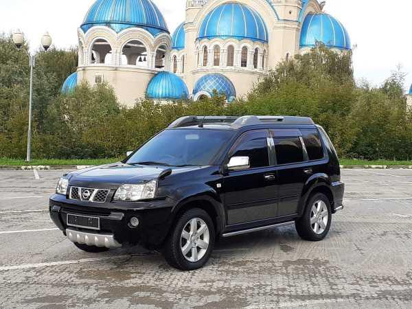 Nissan X-Trail, 2003 год, 555 555 руб.