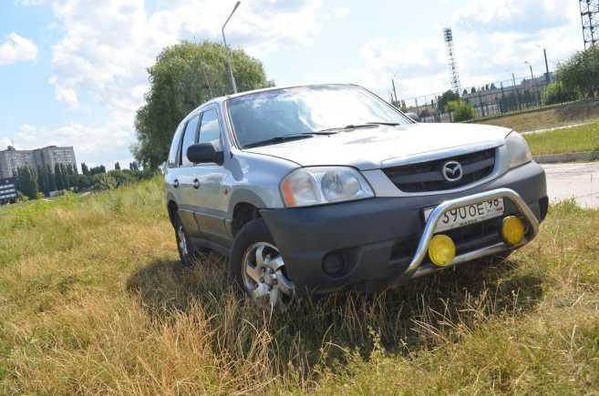 Mazda Tribute, 2002 год, 275 000 руб.