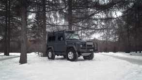 Land Rover Defender, 2008 г., Екатеринбург