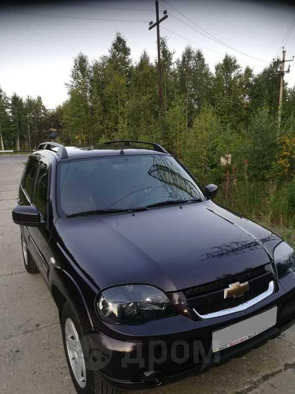 Chevrolet Niva, 2017 год, 690 000 руб.