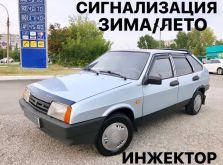 ВАЗ (Лада) 2109, 2002 г., Кемерово