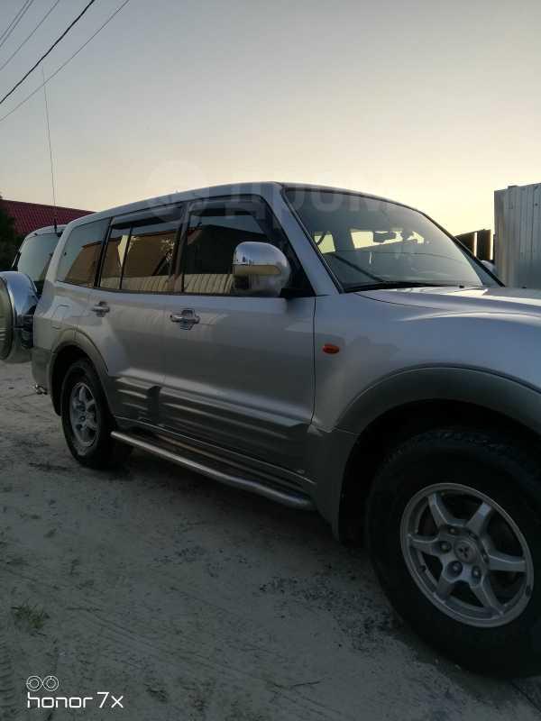 Mitsubishi Pajero, 2002 год, 560 000 руб.