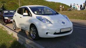 Пятигорск Nissan Leaf 2012