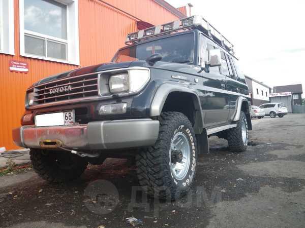 Toyota Land Cruiser, 1991 год, 1 320 000 руб.