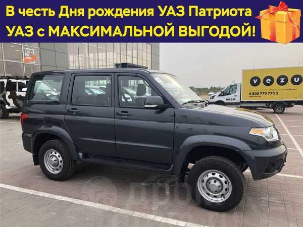 УАЗ Патриот, 2019 год, 813 400 руб.