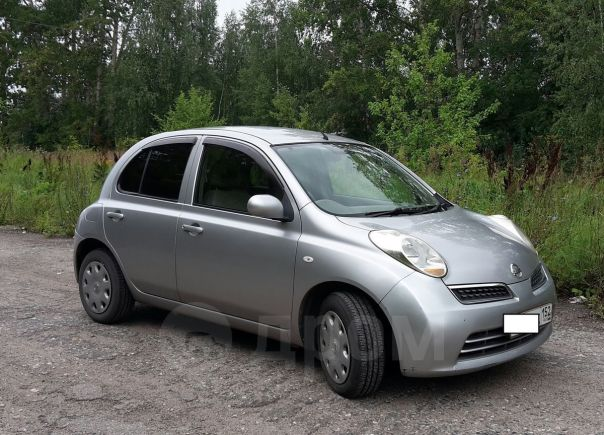 Nissan March, 2008 год, 270 000 руб.