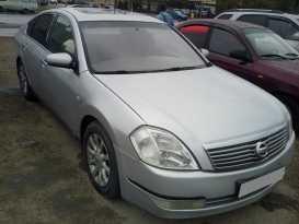 Волгоград Nissan Teana 2006