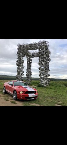Москва Ford Mustang 2006