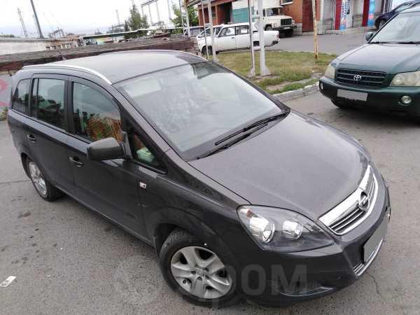 Opel Zafira, 2014 год, 850 000 руб.