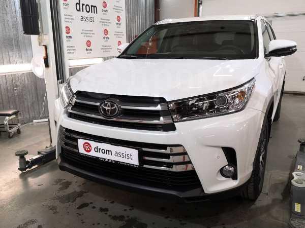 Toyota Highlander, 2019 год, 4 053 000 руб.