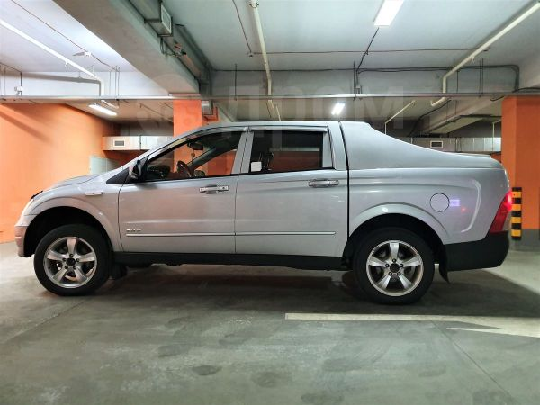 SsangYong Actyon Sports, 2008 год, 437 000 руб.