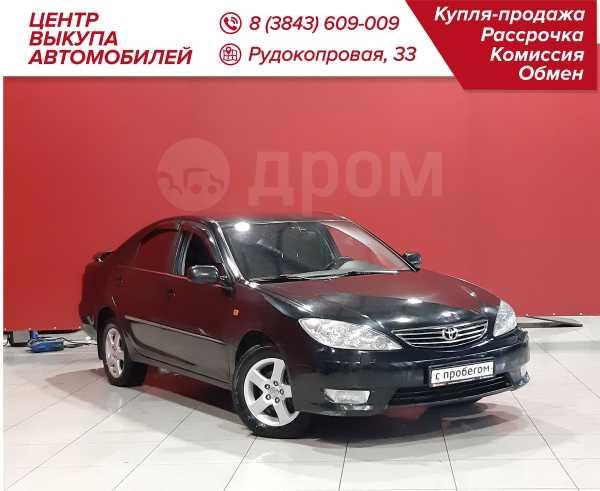 Toyota Camry, 2005 год, 469 900 руб.