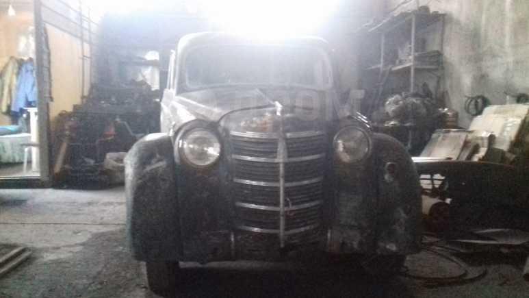 Москвич 400, 1950 год, 68 000 руб.