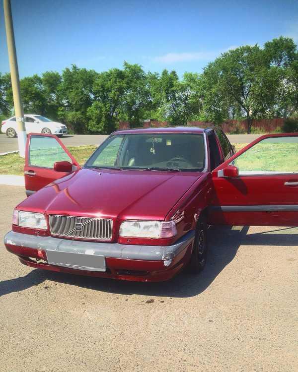 Volvo 850, 1995 год, 70 000 руб.