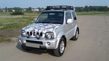 Ангарск Jimny Sierra 2005