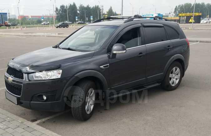 Chevrolet Captiva, 2012 год, 900 000 руб.