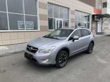 Subaru XV, 2012 г., Новосибирск