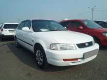 Honda Domani, 1999 г., Красноярск