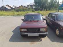 ВАЗ (Лада) 2105, 2003 г., Омск