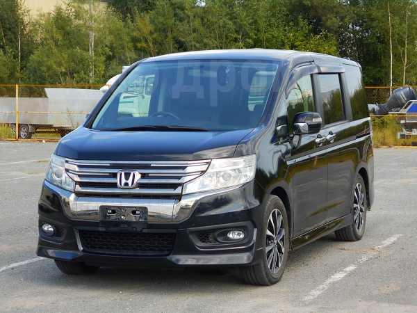 Honda Stepwgn, 2014 год, 1 280 000 руб.
