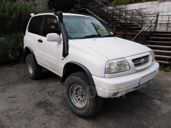 Suzuki Escudo, 1998 год, 450 000 руб.