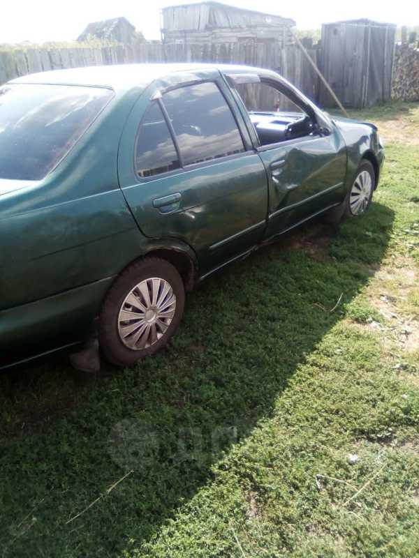 Nissan Almera, 1997 год, 48 000 руб.