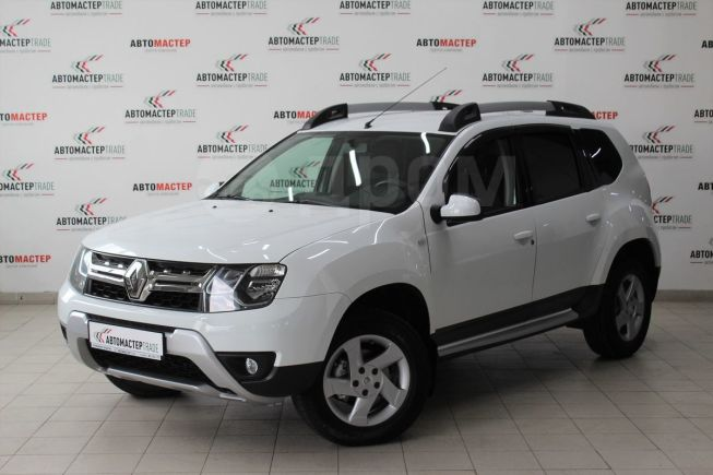Renault Duster, 2016 год, 849 000 руб.