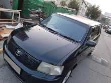 Toyota Succeed, 2002 г., Новосибирск