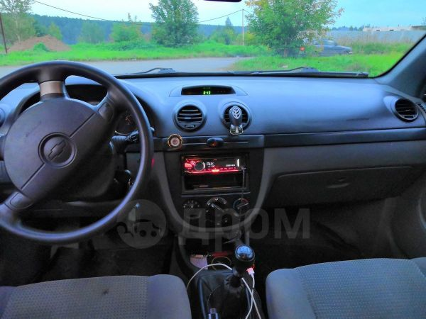 Chevrolet Lacetti, 2008 год, 165 000 руб.