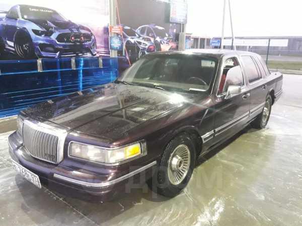 Lincoln Town Car, 1992 год, 350 000 руб.