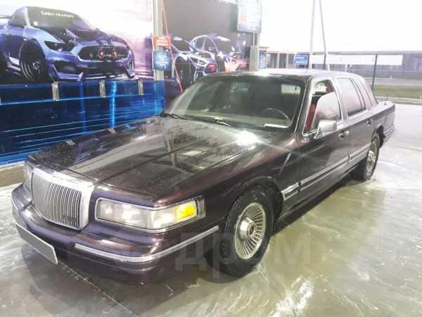 Lincoln Town Car, 1992 год, 230 000 руб.