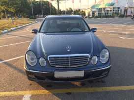 Краснодар E-Class 2004