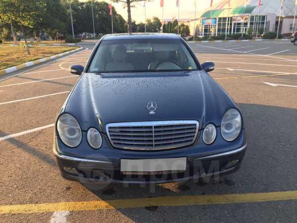 Mercedes-Benz E-Class, 2004 год, 420 000 руб.