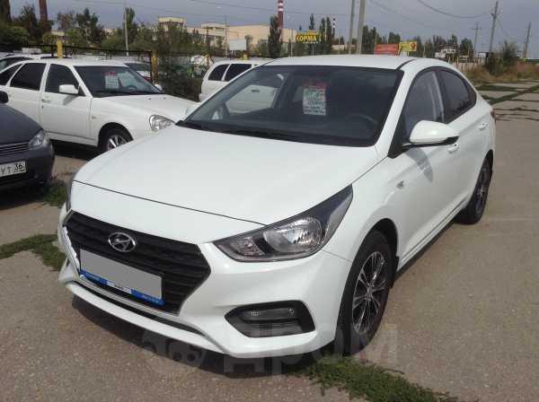 Hyundai Solaris, 2018 год, 798 000 руб.