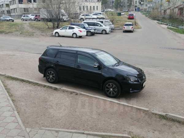 Toyota Corolla Fielder, 2008 год, 410 000 руб.